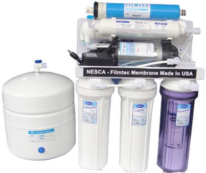 Máy lọc nước loại bỏ Asen